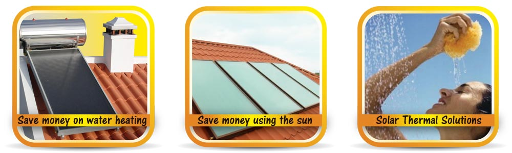 Save money with solar energy solutions